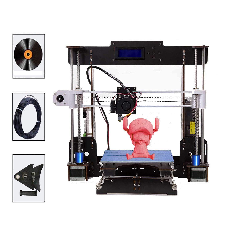 PrinThink A13 Imprimante 3D DIY Printer Kit 220x220x225mm taille dimpression reprendre limpression apr/ès une panne de courant