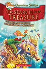 Kingdom of Fantasy #6: The Search for Treasure (Geronimo Stilton - Kingdom of Fantasy) Hardcover