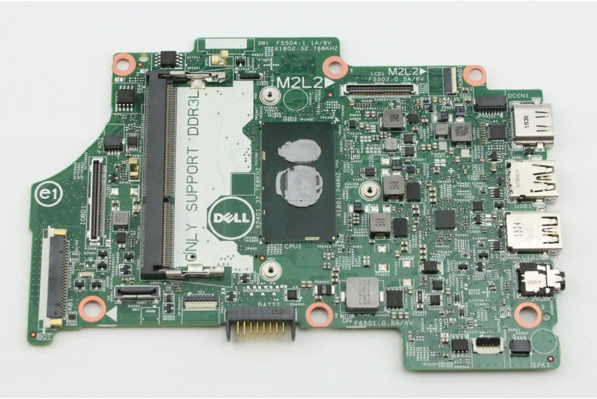 Dell 9GH9H Motherboard Intel i5 6200U 2.3 GHz 9GH9H Inspiron 7568 7359
