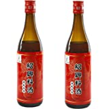 Soeos Shaoxing Cooking Wine, Shaoxing Wine, Chinease Cooking Wine, Rice Cooking Wine, 640ml. (Regular, 2 Packs)