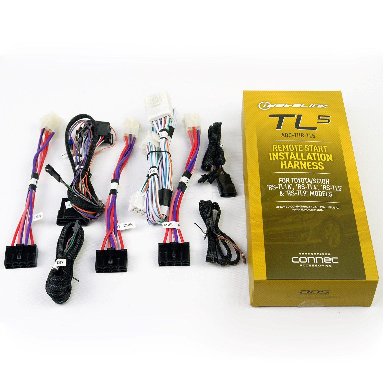ADS TL5 Plug-N-Play T-Harness Compustar