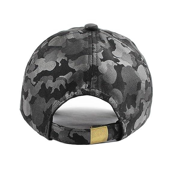 Amazon.com: FUZE Men Women Baseball Cap Camouflage Hat Gorras Militares Hombre Snapbacks Caps: Clothing