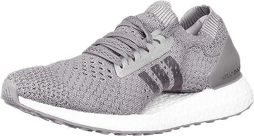 Adidas Ultraboost X Clima, Zapatillas de Trail Running para Mujer, Morado (Purtiz/Gritre/Cortiz 000), 43 1/3 EU: Amazon.es: Zapatos y complementos