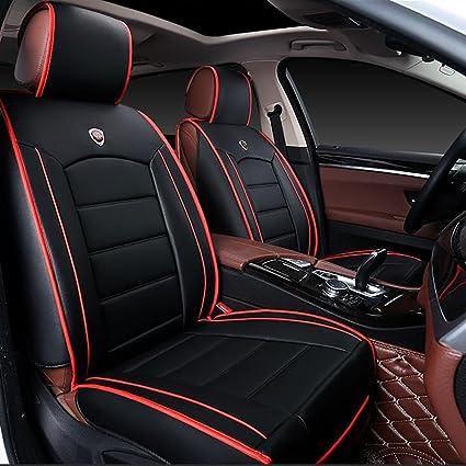 MIAO Cubierta de los cojines del asiento de auto, asientos ...