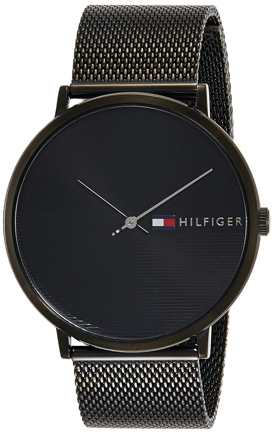 Tommy Hilfiger Analog Black Dial Men's Watch - TH1791464