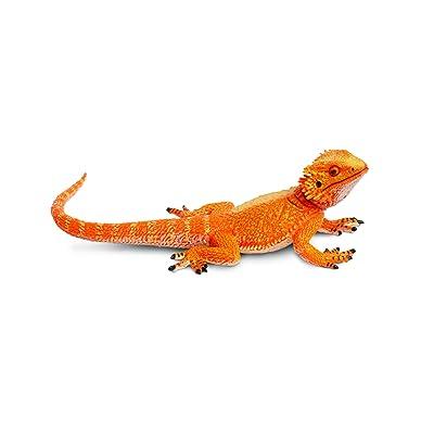 Safari Ltd Incredible Creatures Bearded Dragon: Toys & Games [5Bkhe0306818]