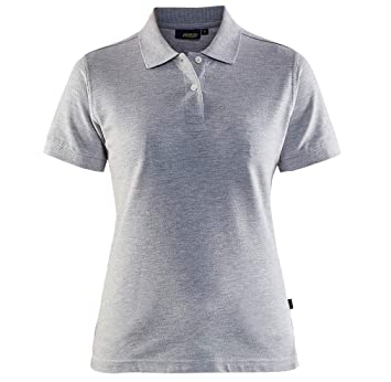 blakläder de mujer de Polo Camiseta, 1 pieza, s, Gris claro ...