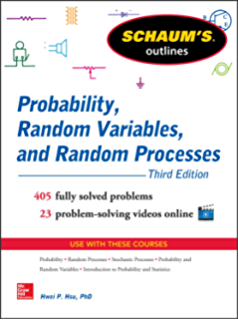 Probability and stochastic processes a friendly introduction for schaums outline of probability random variables and random processes 3e fandeluxe Gallery