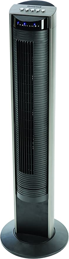 Honeywell HO5500RE - Ventilador de torre oscilante: Amazon.es: Hogar