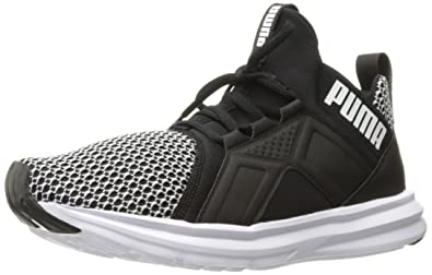 086499af55b PUMA Women s ENZO Shift WN s Cross-Trainer Shoe Black Whit