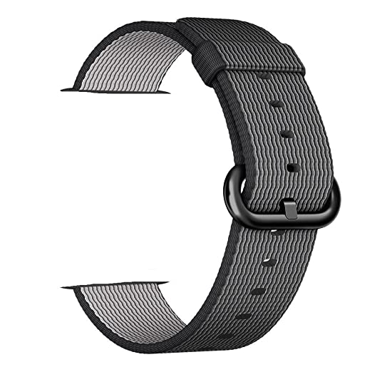 114 opinioni per Cinturino Smart Watch, ZRO Premium Nylon Woven Ricambio Cinturino Orologio