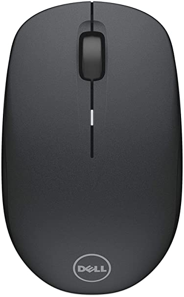 Dell WM126 Wireless Optical Mouse  Black