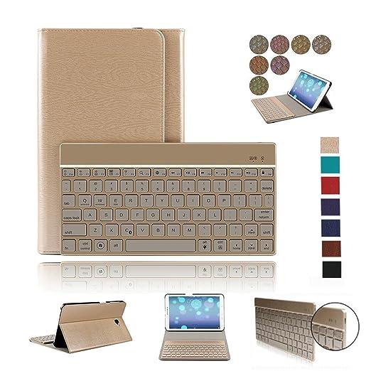3 opinioni per Dingrich Samsung Galaxy Tab A Custodia Per Tastiera, sottile, Galaxy Tab A
