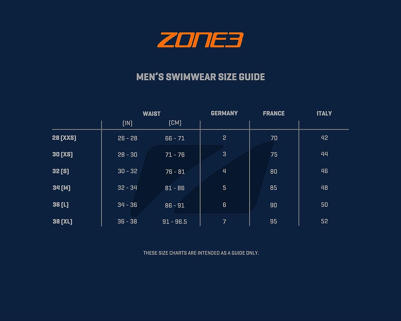 Hombre ZONE3 Drag Swim Training Ba/ñador