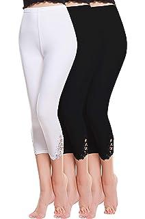 Trockner geeignet einlaufvorbehandelt Damen Stretch Shortie 4 FarbenBella
