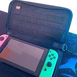 7eb1f309199 PDP Nintendo Switch Premium Console Case: Amazon.ca: Computer and ...