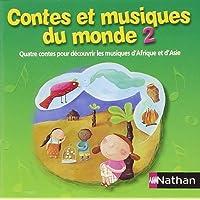 ENFANTS - CONTES ET MUSIQUES DU MONDE (1 CD)