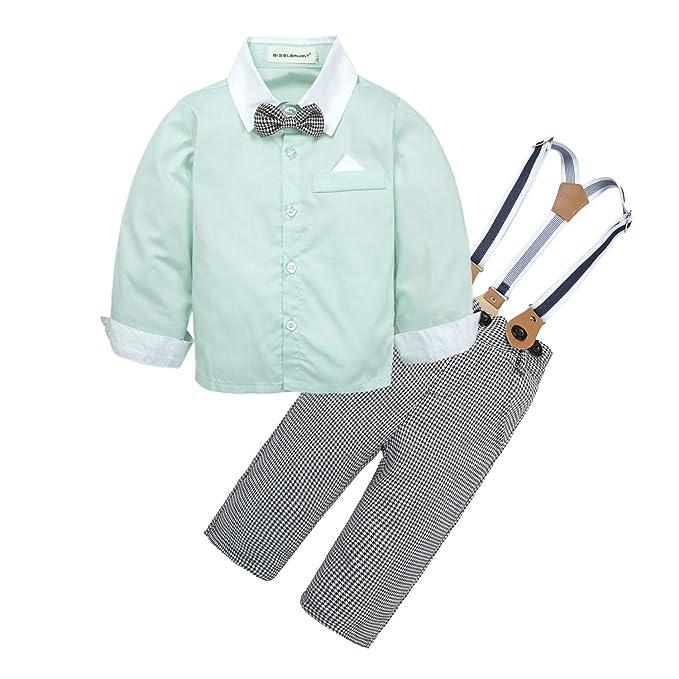 Amazon.com: Big Elephant - Juego de ropa para bebé (2 piezas ...