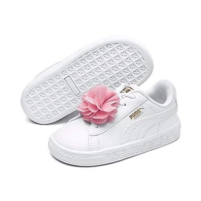 c8b991263805e Puma Basket Flower AC Inf