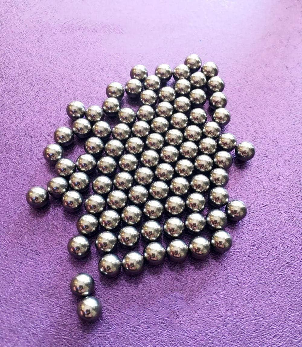 1 2 2.5 3 4 5 5.5 6 6.5 6.75 7 7.9 8mm mm Bearings High-Precision Steel Balls Small Steel Balls-Carbon Steel 1.5MM one Kilogram