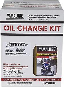 Yamaha Sidewinder/SR Viper Full Synthetic Oil Change Kit - LUB-SMBCG-KT-25