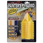 Painters Pyramid KM1257 - Soportes para pirámide, Color Amarillo