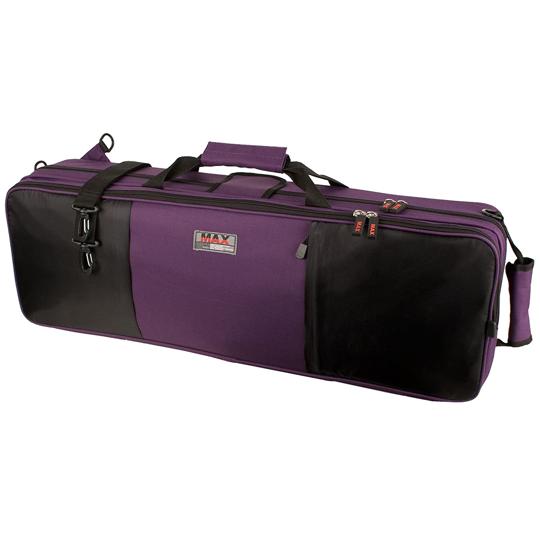Protec MX144 4/4 Violin Oblong MAX Case, Black