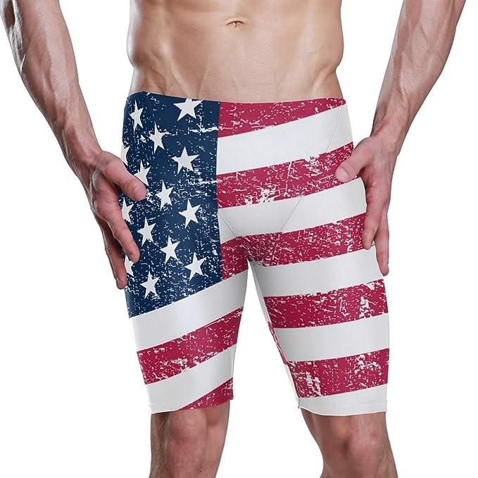 Amazon.com: Bañador para hombre con estampado a la moda ...