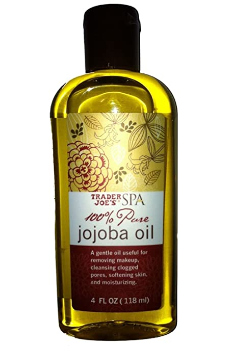Trader Joe's 100% Pure Jojoba Oil 4 Oz