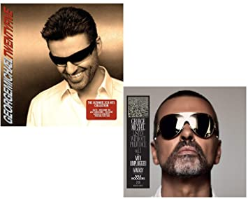 Twenty Five (Best Of) - Listen Without Prejudice / MTV Unplugged - George  Michael Greatest Hits 2 CD Album Bundling Live, Best of, Special Edition