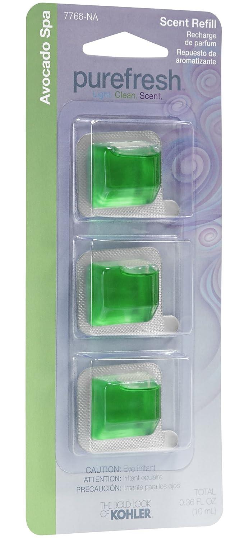 KOHLER K-7774-NA Refill Carbon Filter for Purefresh Toilet Seat ...