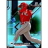 2019 Bowman Platinum Top Prospects #TOP-7 Jonathan India Cincinnati Reds MLB Baseball Card NM-MT