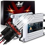 WinPower 35W H11 (H8 H9) Xenon HID Headlight Bulb 6000K Cool White Car Conversion kit with AC Slim Ballast