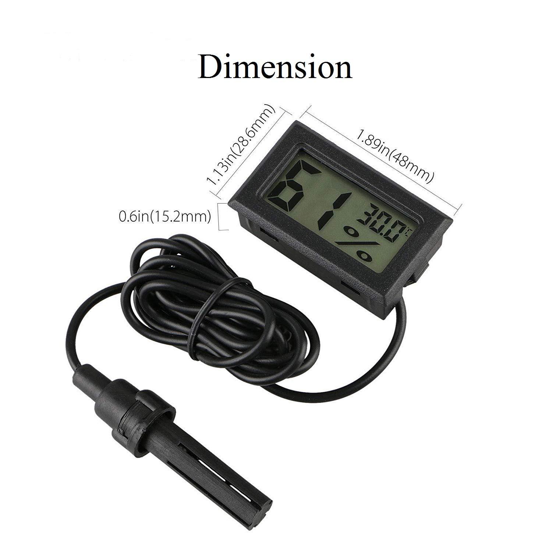 KOMODO Advanced Digital term/ómetro