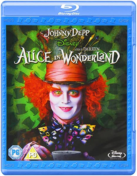 Amazon.com: Alice In Wonderland (Animated) - Alice in Wonderland / .. Through The Looking Glass (Complete Collection Box-Set) - Walt Disney 2 Movie Bundling ...