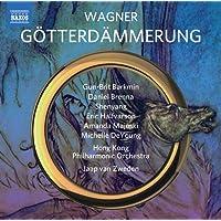 Wagner: Gotterdammerung [Various] [Naxos: 8660428-31]