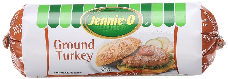 Jennie O Ground Turkey 8515 Chub 1 Lb Amazon Grocery