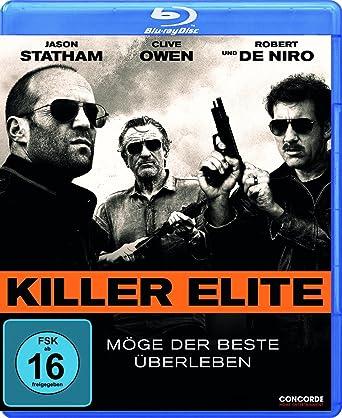 Bildergebnis für killer elite bluray