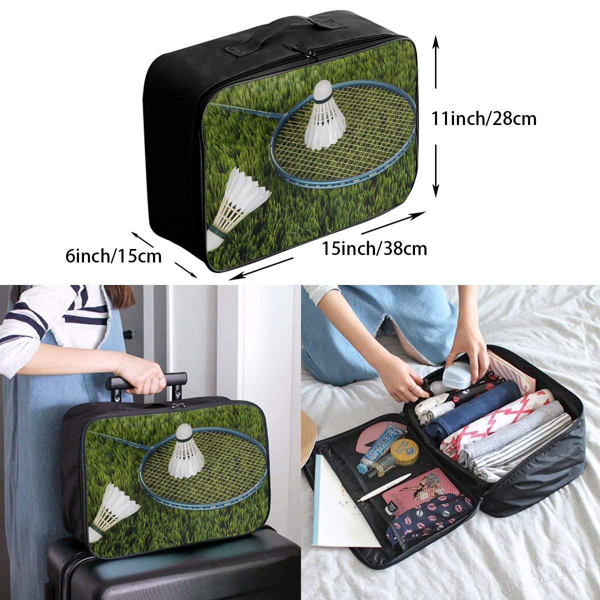 Travel Luggage Duffle Bag Lightweight Portable Handbag Badminton Large Capacity Waterproof Foldable Storage Tote