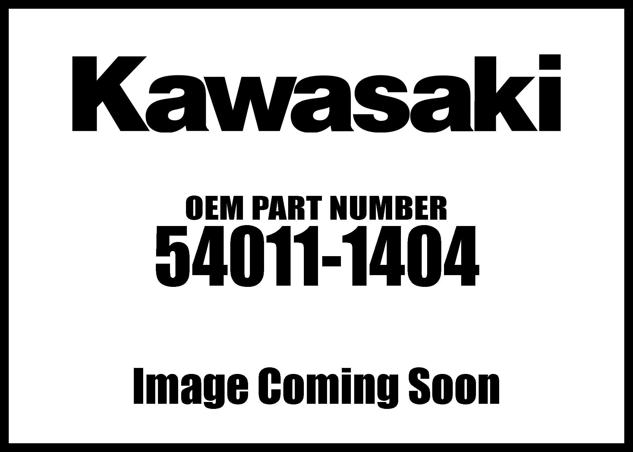 Kawasaki 2001-2009 Eliminator 125 Clutch Cable 54011-1404 New Oem by Kawasaki (Image #1)