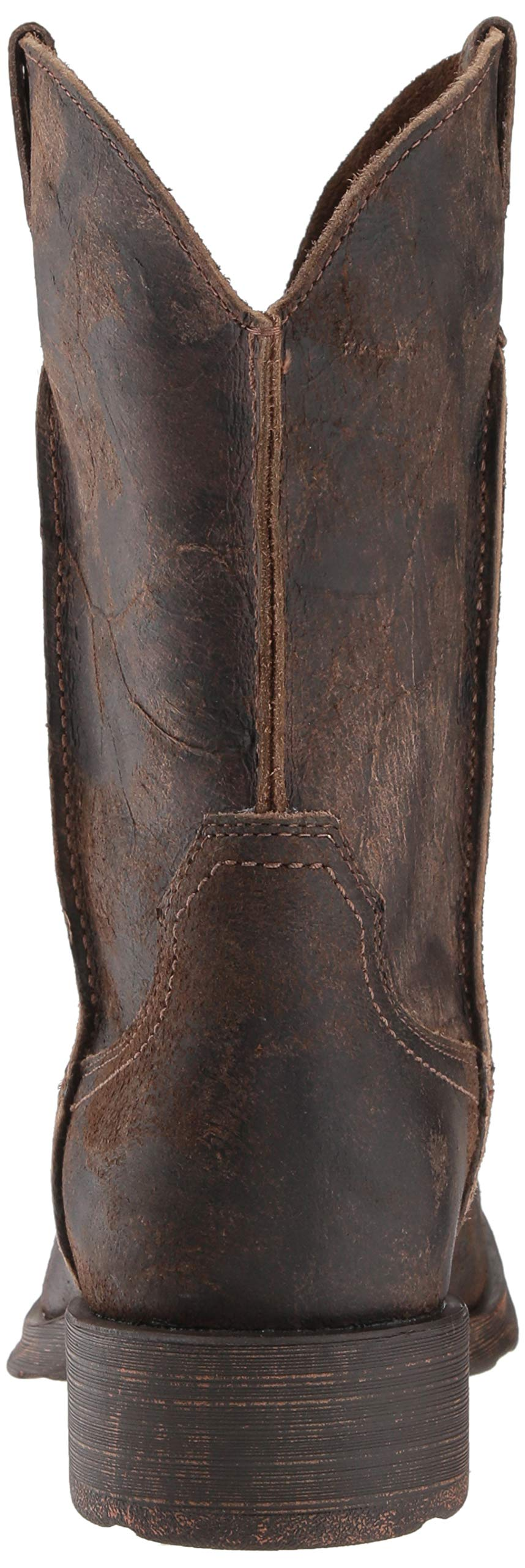 Ariat Men's Rambler Western Boot, Antiqued Grey, 13 2E US by ARIAT (Image #2)