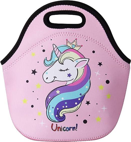 Amazon.com: Bolsa de almuerzo para niños con diseño de ...