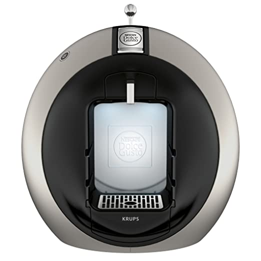Krups Titanic - Cafetera Dolce Gusto (KP 5009, Negro ...