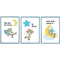 Cuadros Infantiles para habitación de Bebé y Niño.