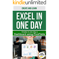 Excel in One Day Create and Learn Dashboard: Create step-by-step a Dashboard using PivotTable (Excel Create and Learn Book 3) (English Edition)