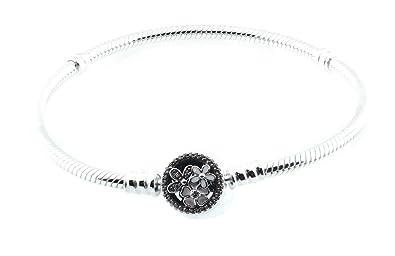 261953026c410 PANDORA Poetic Blooms Bracelet, Mixed Enamels & Clear CZ 590744CZ-16 ...