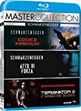 Arnold Schwarzenegger Trilogia (3 Blu-Ray) [audio español] [Italia] [Blu-ray]