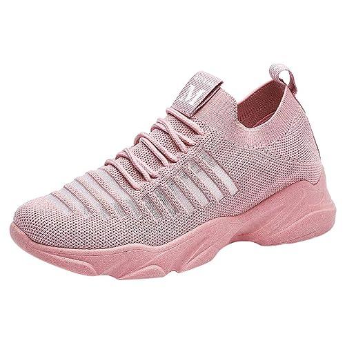 mode de vente chaude profiter du meilleur prix chaussures d'automne KUDICO Basket Femme Air Sports Chaussures de Course Choc ...