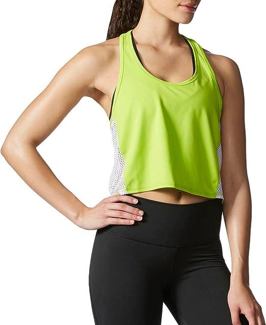 Amazon.com: adidas Performance Womens Spring Break Crop ...