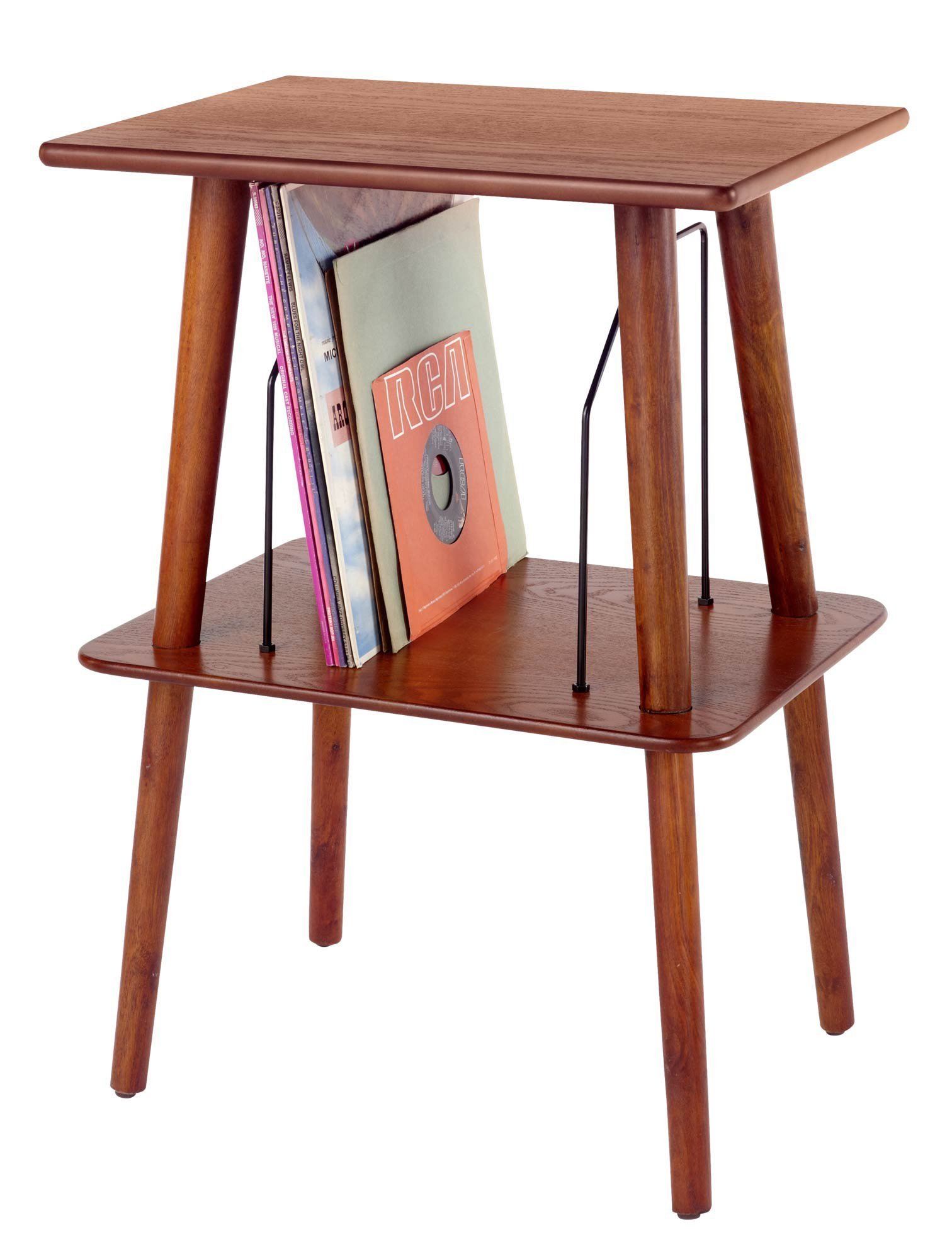 Crosley ST66-PA Manchester Entertainment Center Stand, Paprika by Crosley